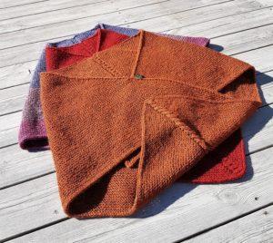 Varmt og fint sjal